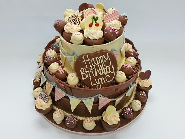 Celebration Wedding Cakes