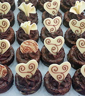 Chocolate Favours