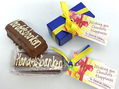 Personaiised Chococlate Corporate Gifts